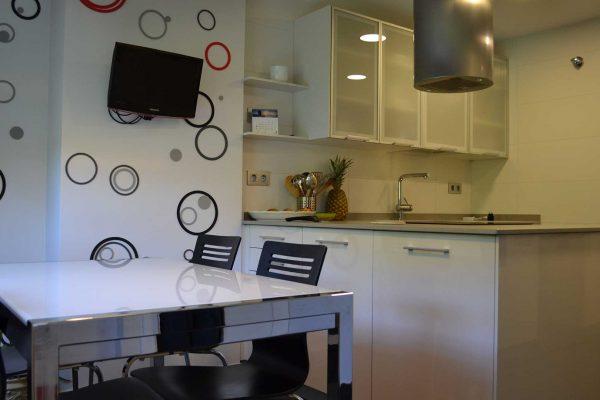 cocina rehabilitada alaya taldea arquitectura arrasate
